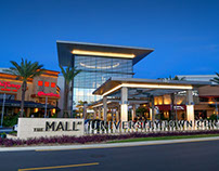 The Mall at UTC exterior