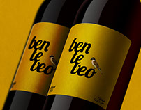 Benteveo Wine Label