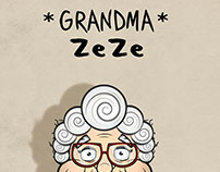 Grandma Zeze & Lawzi