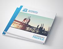 Company Profile Design - Randhawa Precast Industries