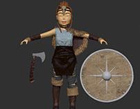 WIP Viking Warrior