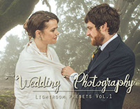 [Sale] 100 Wedding Photography Presets Vol.1 For $5