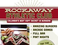 Rockaway Newspaper Ad