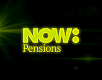 NOW: Pensions Advertising Campaign