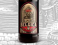 BELGICA Belgium Beer