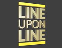 Line Upon Line logo
