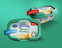 Imlek Moja Kravica | Soft Butter packaging