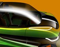 Land Rover Tropic Concept