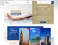 NileAir Website