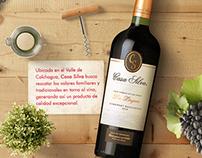 El Mundo del Vino - Nuevo Layout 2015