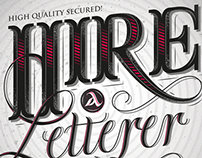 Hypnotic Letterings