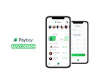 Paybay App UI/UX Design