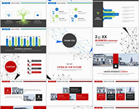 54+ business report PowerPoint Template