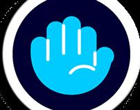 Icon Design: Eye~Sign ASL