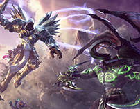 Heroes of the Storm: Heroes Defy