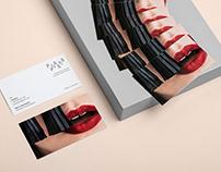 "Branding for ""Pusės Pusė"" jewellery line"