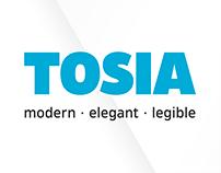 Tosia™ type family