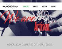 WebDesign: memorandum.pro