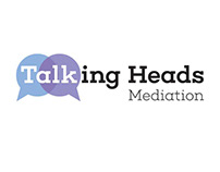 Talking Heads Mediation branding
