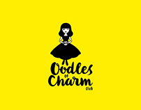Oodles of Charm Club logo