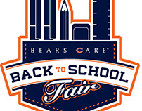 Chicago Bears Logos (In-House/Events)