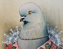 Pájaros ilustres #1