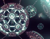 NANO:VIRUS Concept Art