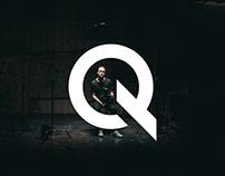 Quickfire — Logo design.