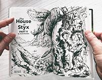 The House of Styx. Interior Art 1