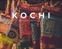 Kochi: Life at the streets.