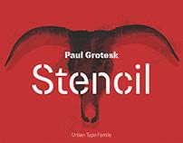 Paul Grotesk Stencil