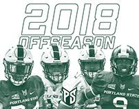 Portland State Football Offseason 2018