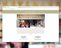 Chin Hon Motor & Trading Website