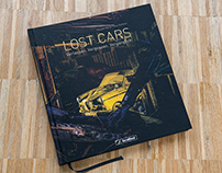 LOST CARS Coffee Table Book