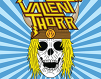 Valient Thorr Flyer, 2016