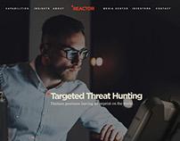 Team8 High tech company web site