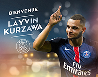 Layvin KURZAWA - Paris Saint-Germain