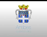 Antibes (Maquette app iOS)