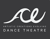 ACE Dance Theatre Logo - Artistic Creations Evolving