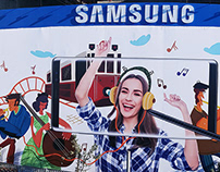 """Samsung Galaxy Note8 - """"Note Me"""" Campaign"""
