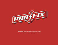 Profix Brand ID Development