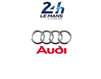 Audi 24 Hour of Le Mans Experiential Campaign Concepts