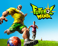 Game Website - FUTEBOL MANIA