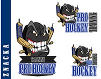 REDIZAJN LOGA - pro hokejový tým