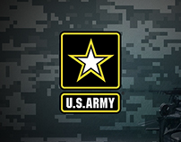 US Army Banners