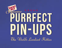Lucky Pet - Purrfect Pin-ups