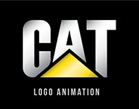 CAT Logo Animation