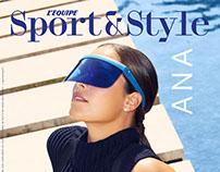 Ana Ivanovic  Sport&Style