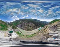Salini İmpregilo Siirt Baraj Şantiyesi 360 Sanaltur