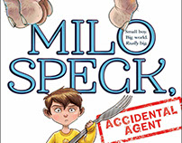Milo Speck by Linda Urban